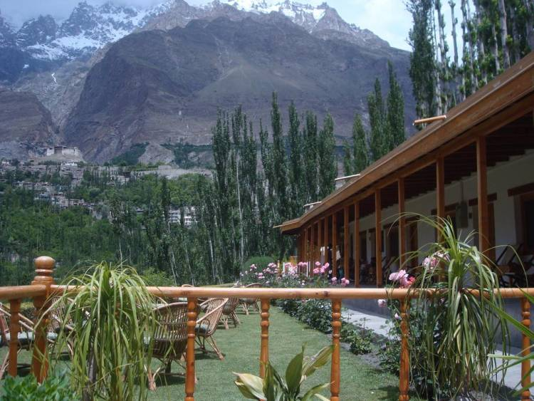 Hotel Room Rents in Hunza