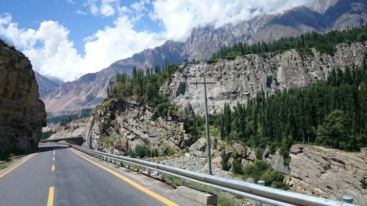 NHA building Gilgit-Shandoor road to provide alternate route to CPEC