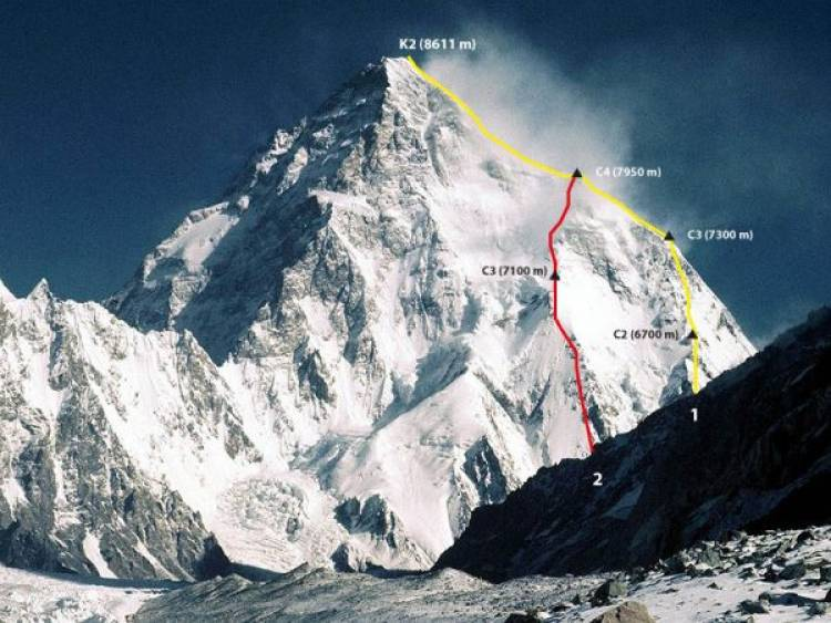 Historic K2 winter summit to begin 22 December 2019