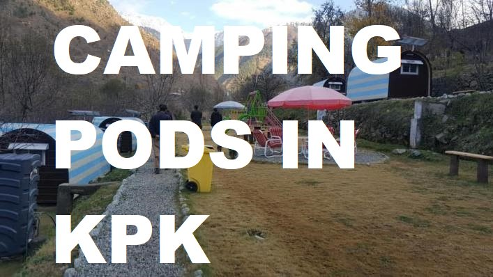 Glamping to Destroy Camping in Pakistan!