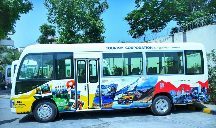 Bus Service for Ancient Relics