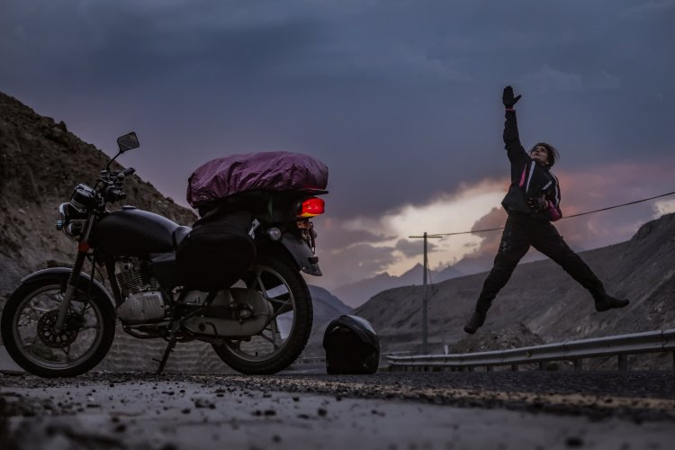 2500+ Kms on Bike - Rida Haider