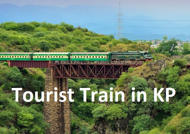 Tourist Train in KP