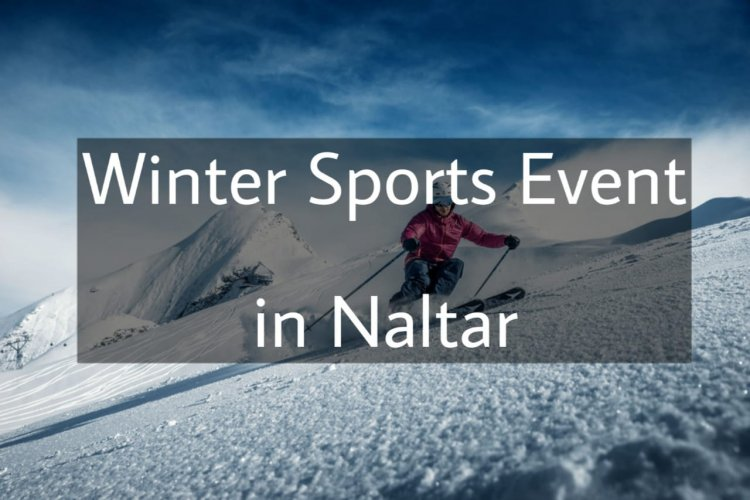 Winter Sports Event in Naltar