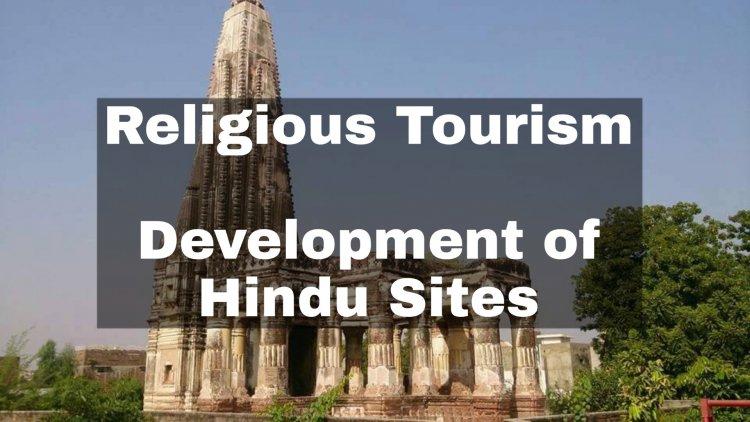 Religious Tourism – Development of Hindu Religious Sites