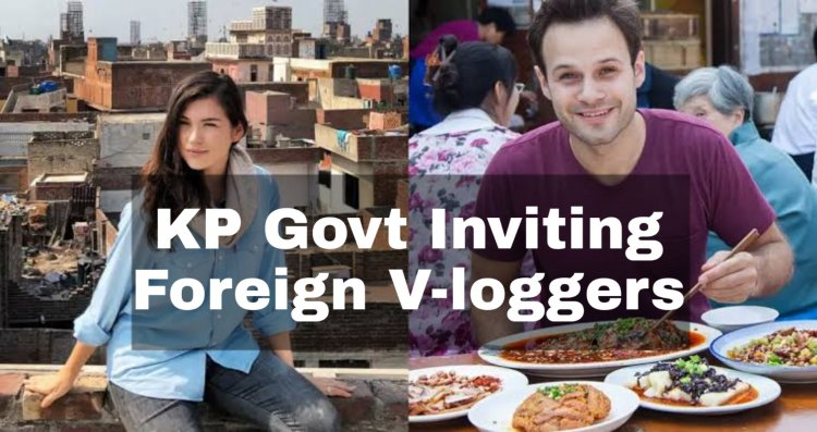 KP Government Collaborating with Foreign V-Loggers